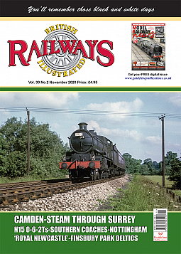 Guideline Publications British Railways Illustrated  vol 30-02 November 2020