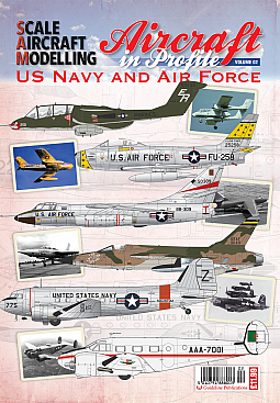 Guideline Publications Aircraft in Profile US Navy and Air Force Issue 2