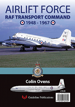 Guideline Publications Airlift Force RAF Transport Command 1948-1967