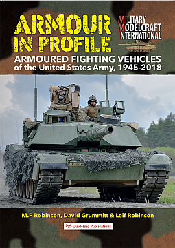Guideline Publications Armour in Profile-Armoured Fighting Vehicles USA 1945-2018