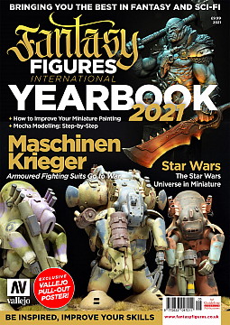 Guideline Publications Fantasy Figure International  Year Book 2021