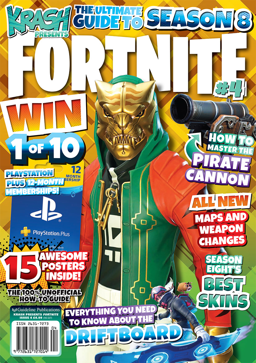 Guideline Publications Fortnite Issue 4