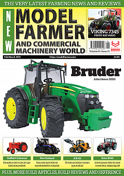 Guideline Publications New Model Farmer  -  Vol 01 - Issue 01   Feb/March 2021