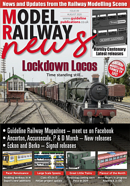 Guideline Publications Model Railway News issue 9