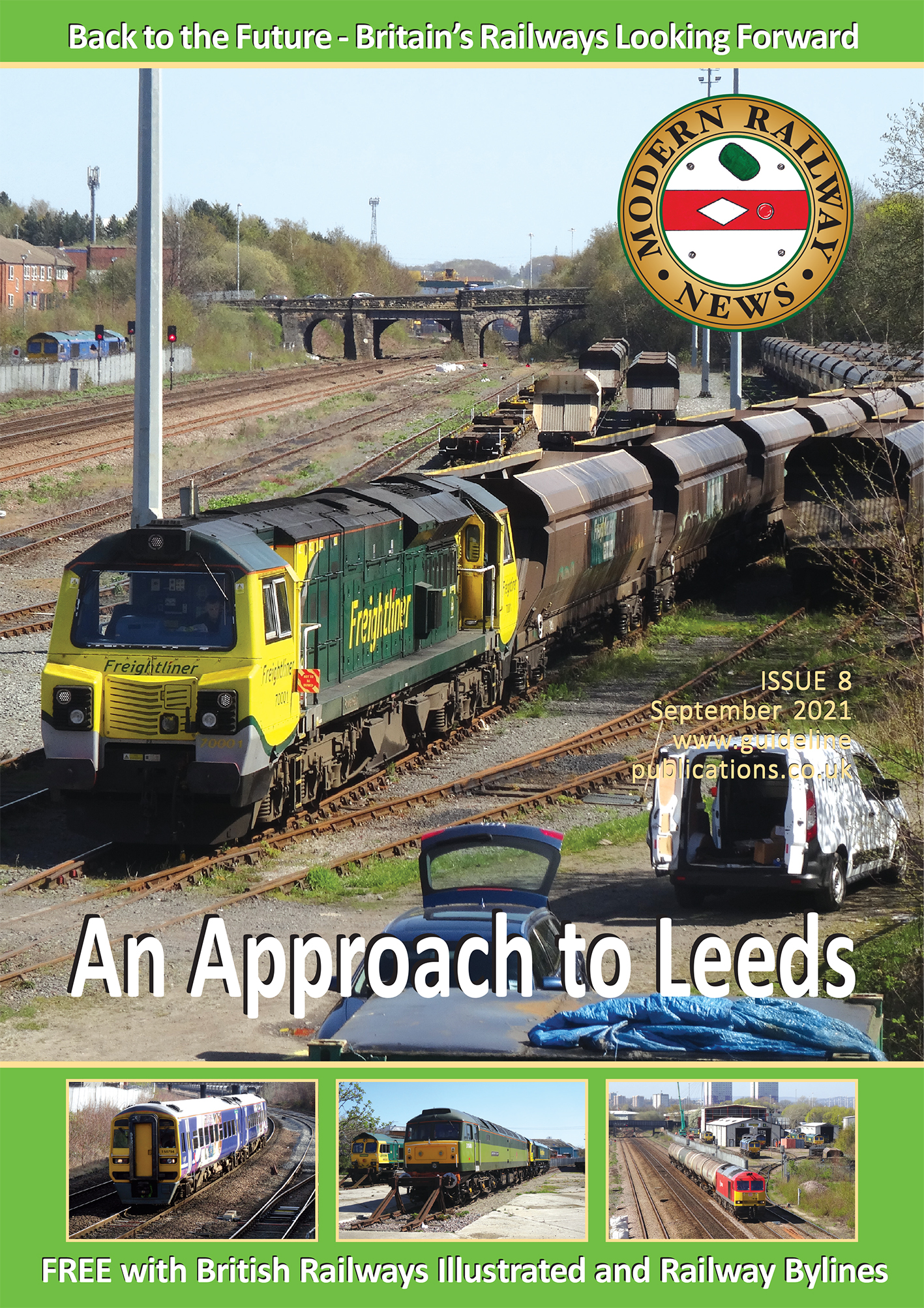 Guideline Publications Model Railway News issue 10 FREE DIGITAL ISSUE