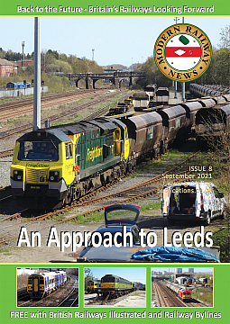 Guideline Publications Model Railway News September Issue 10