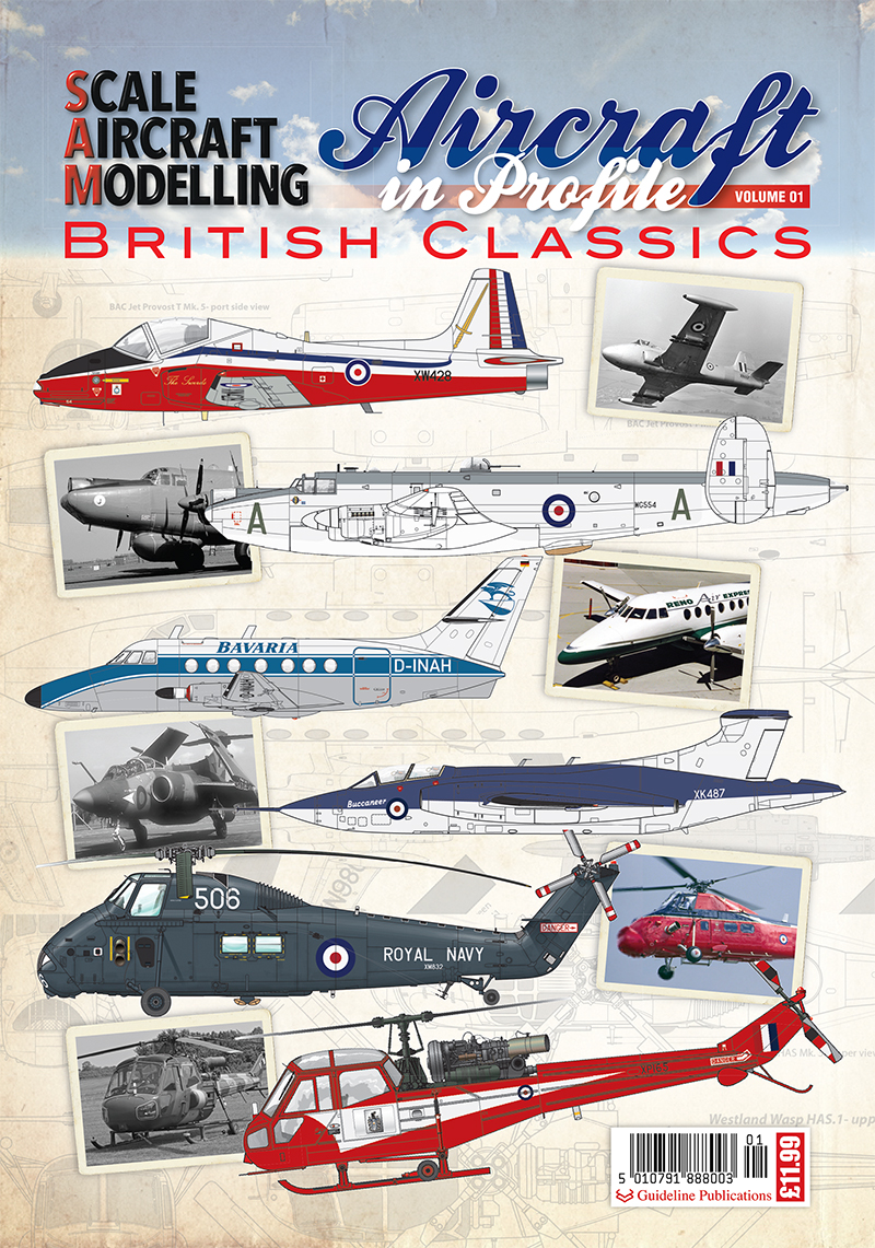 Guideline Publications Aircraft in Profile - British Classics   Volume 1 Issue 1                    . By Gary Hatcher
