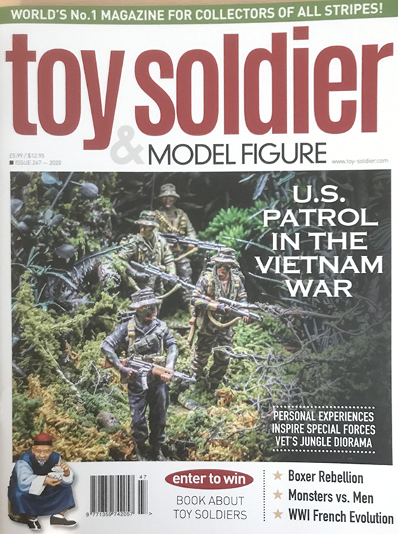 Guideline Publications Toy Soldier Collector and Model Figures issue 247 Issue 247