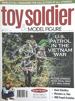 Guideline Publications Toy Soldier Collector and Model Figures issue 247