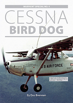 Guideline Publications Warpaint Special No 4 Cessna Bird Dog