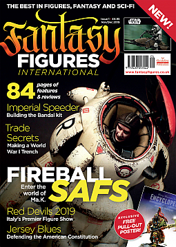 Guideline Publications Fantasy Figure International  Issue 1 SOLD OUT