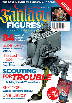 Guideline Publications Fantasy Figure International  Issue 2