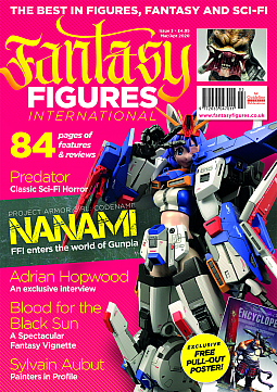Guideline Publications Fantasy Figure International  Issue 3