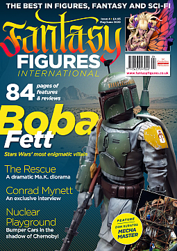 Guideline Publications Fantasy Figure International  Issue 4 May/June 2020