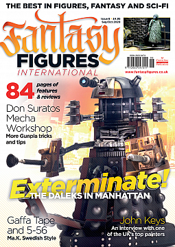 Guideline Publications Fantasy Figure International  Issue 6 Sept/Oct 2020