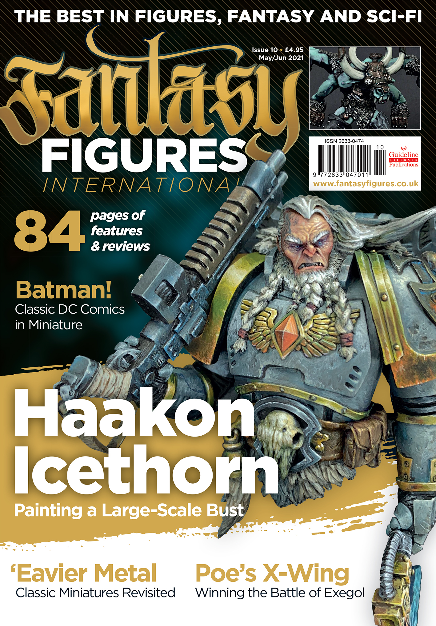 Guideline Publications Fantasy Figure International  Issue 10 May/June 21