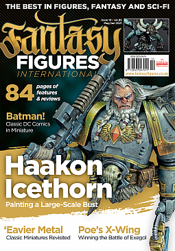 Guideline Publications Fantasy Figure International  Issue 10