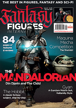 Guideline Publications Fantasy Figure International  Issue 9