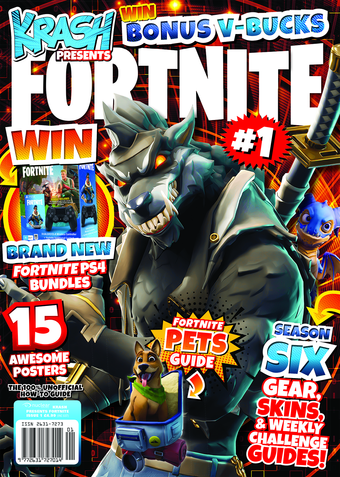 Guideline Publications Fortnite Issue 1