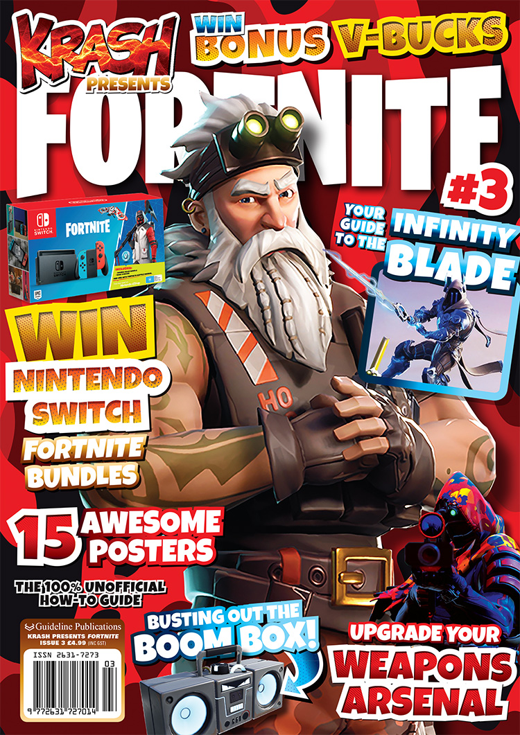 Guideline Publications Fortnite Issue 3