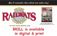 Guideline Publications British Railways Illustrated 12 month  Digital Subscription