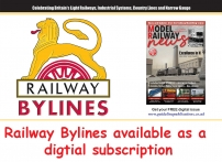 Guideline Publications Railway Bylines 12 MONTH  Digital Subscription