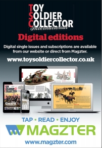 Guideline Publications Toy Soldier Collector - DIGITAL SUBSCRIPTION