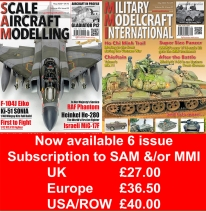 Guideline Publications Military Modelcraft International -6 month Subcription