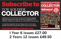 Guideline Publications Toy Soldier Collector - 1 Year (6 Issues) Subscription