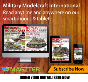 Guideline Publications Military Modelcraft International -  Digital Subscription 1 year from £30