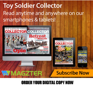 Guideline Publications Toy Soldier Collector - Digital issue 1 year subscription 6 issues