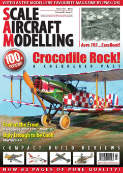 Guideline Publications SAM: Vol 33 - No 1 - Crocodile Rock! March 2011