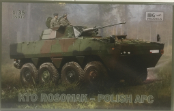 Guideline Publications 1/35 KTO Rosomak - Polish APC IBG Models