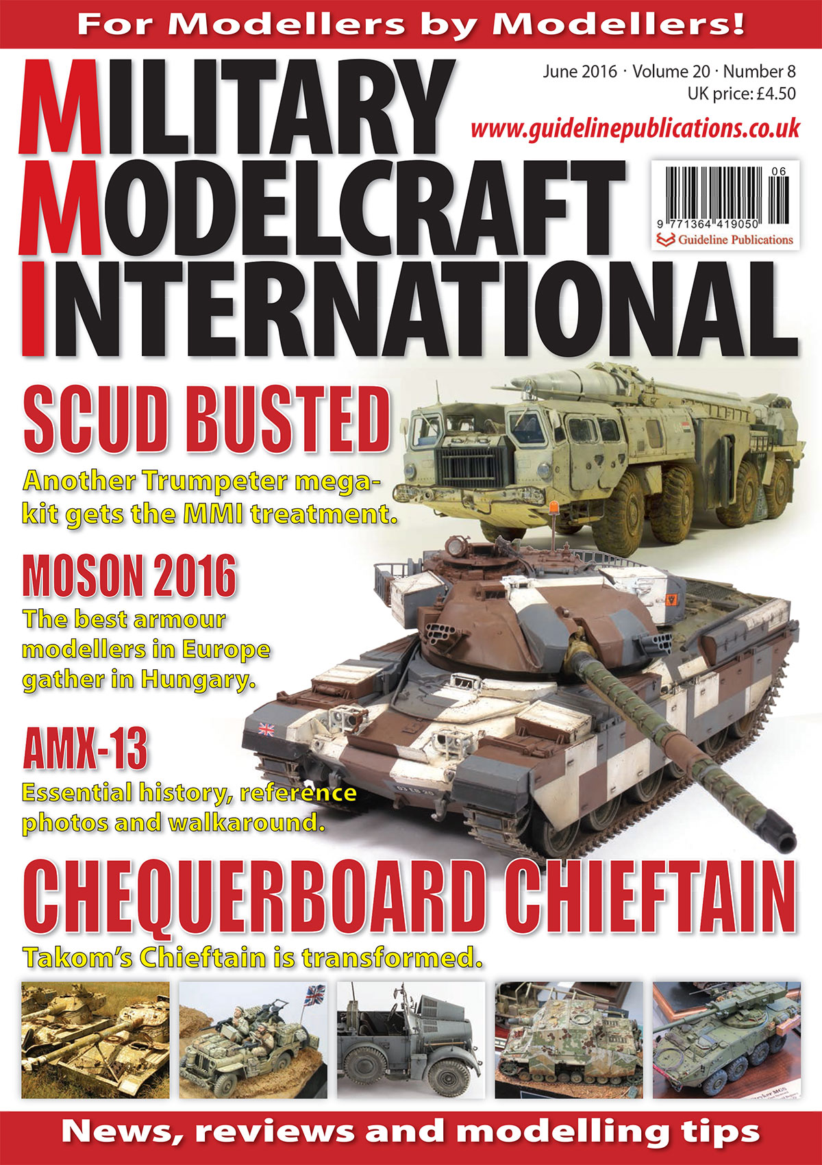 Guideline Publications Military Modelcraft June 2016 vol 20-08
