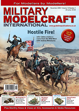 Guideline Publications Military Modelcraft November 2009