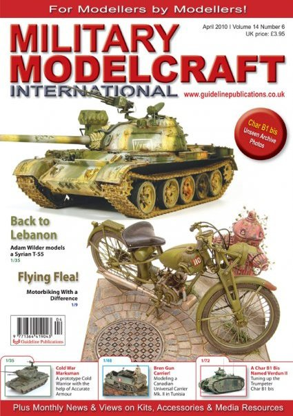 Guideline Publications Military Modelcraft April 2010