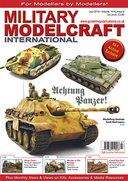 Guideline Publications Military Modelcraft July 2010