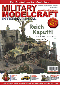 Guideline Publications Military Modelcraft September 2010