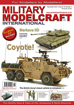 Guideline Publications Military Modelcraft November 2010