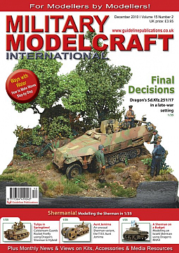 Guideline Publications Military Modelcraft December 2010