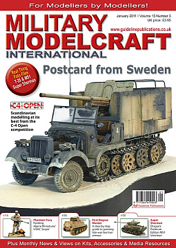 Guideline Publications Military Modelcraft January 2011