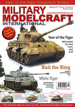 Guideline Publications Military Modelcraft February 2011