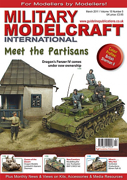 Guideline Publications Military Modelcraft March 2011