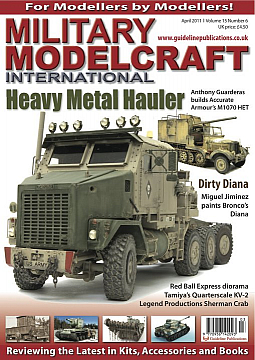Guideline Publications Military Modelcraft April 2011