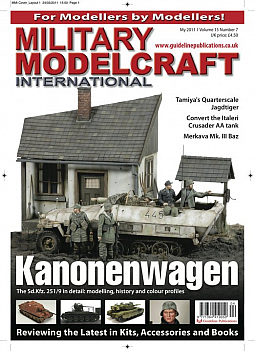 Guideline Publications Military Modelcraft May 2011