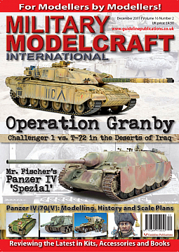 Guideline Publications Military Modelcraft December 2011