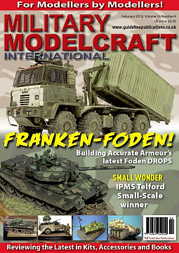 Guideline Publications Military Modelcraft February 2012