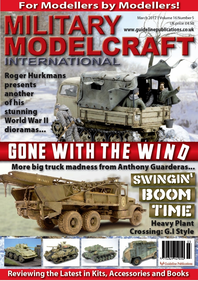 Guideline Publications Military Modelcraft March 2012 vol 16 - 5