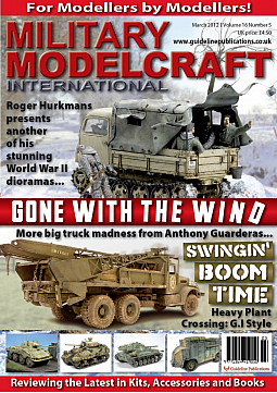 Guideline Publications Military Modelcraft March 2012