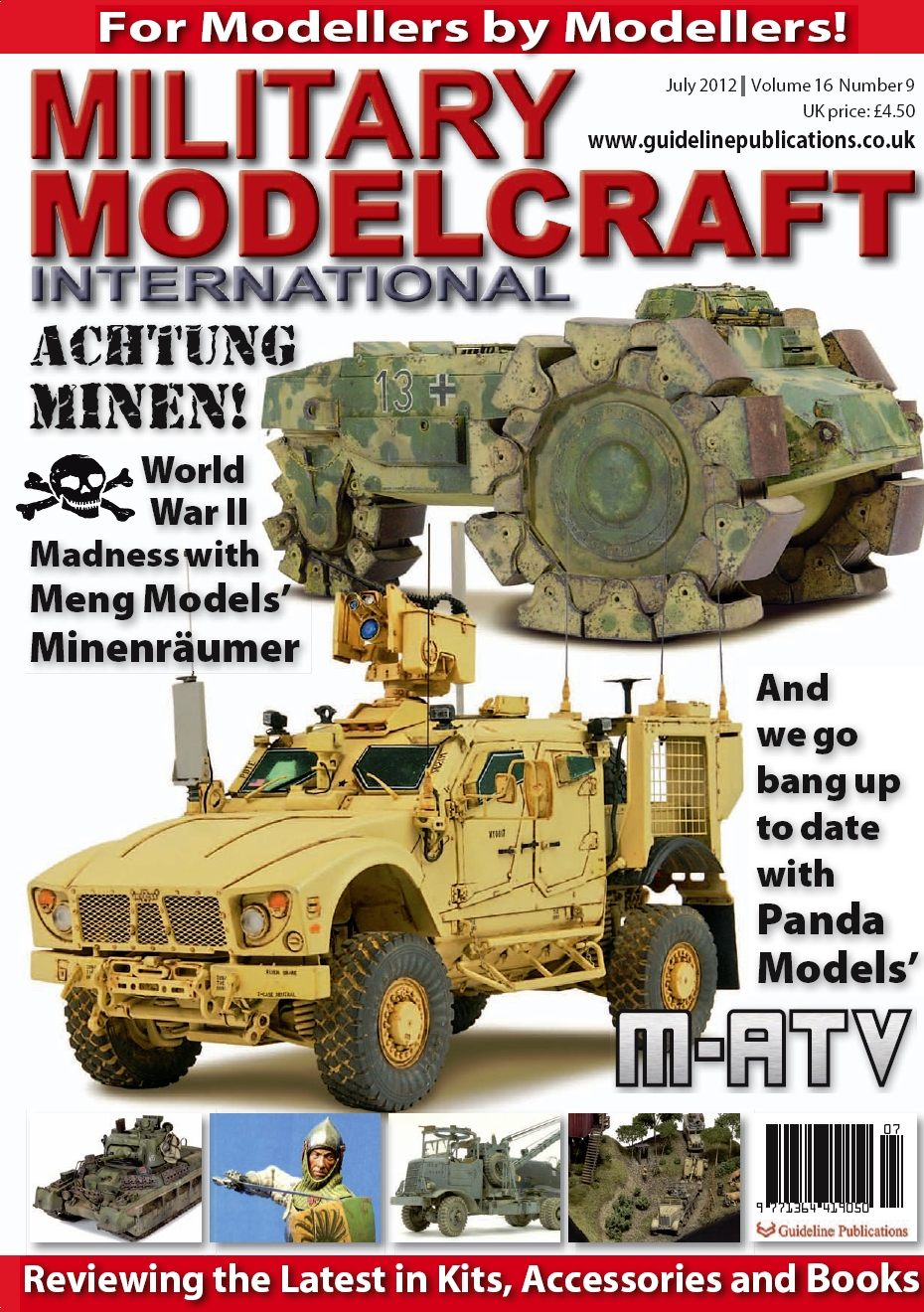 Guideline Publications Military Modelcraft July 2012 vol 16 - 9